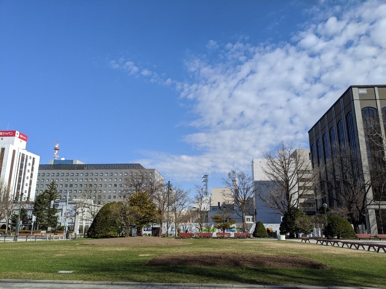 今日 の 天気 札幌